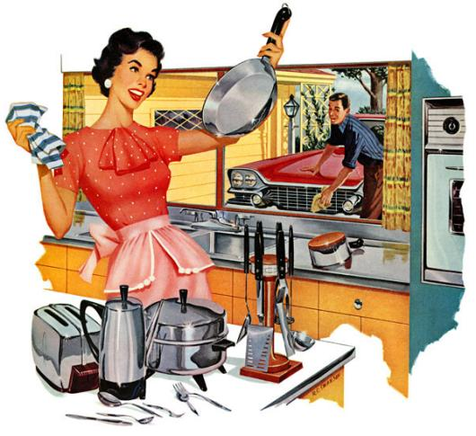 301 moved permanently for Classic 50s housewife