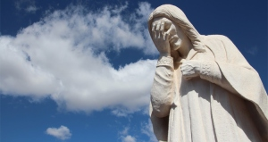 Jesus-Weeping