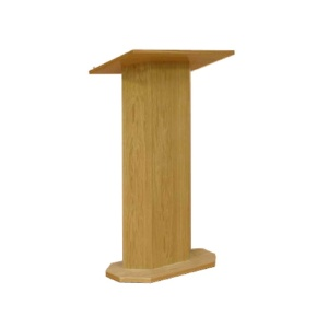 Wooden-lectern-for-hire