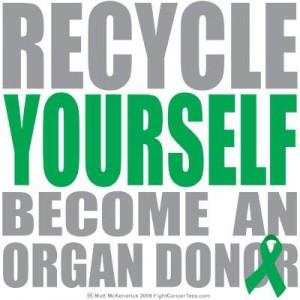 recyle-organs