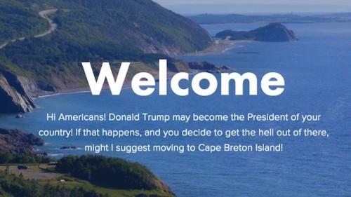 trumptourism