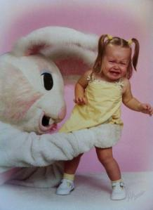 little-girl-scared-of-the-easter-bunny