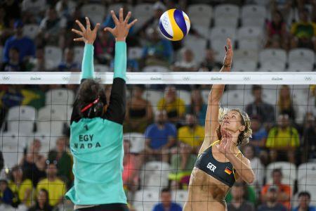 volleyball dating Når gjorde bod og bein hekte