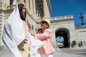 Capitol Jesus Lady