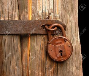 963082-locked-door-stock-photo-door